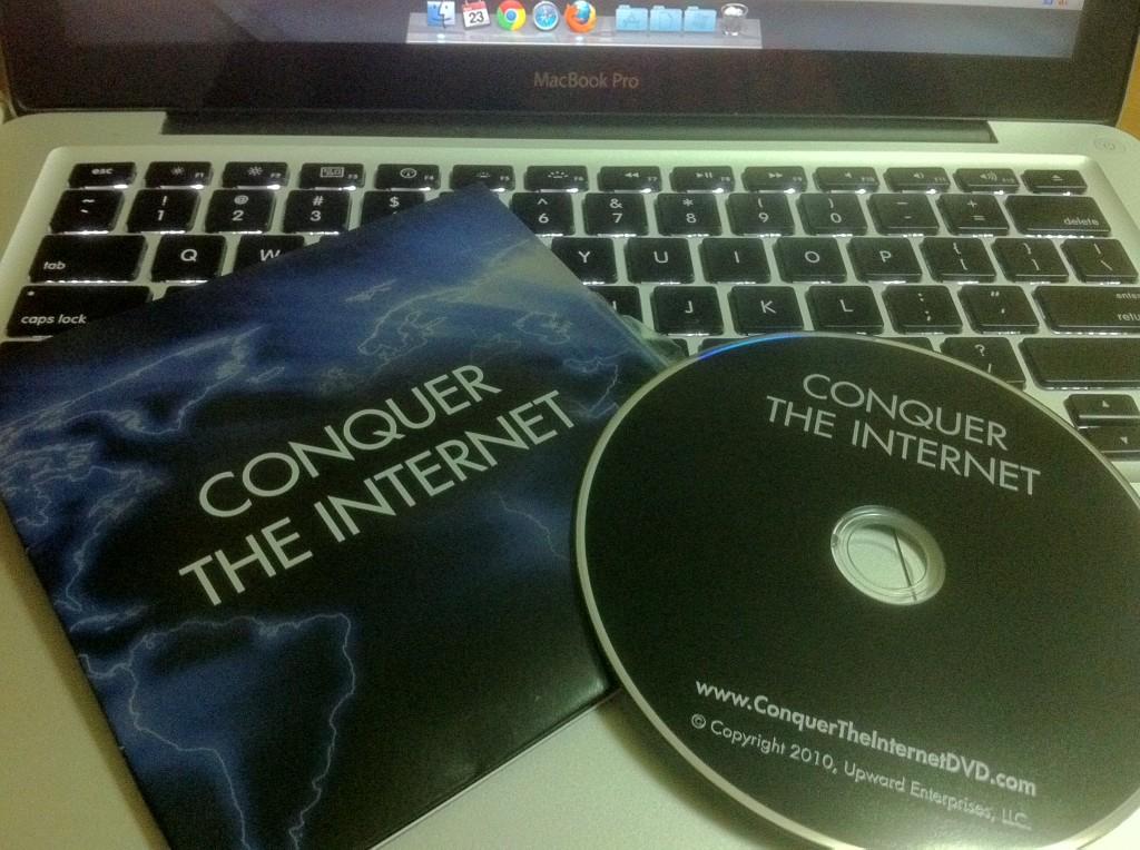 MLSP - Conquer TheInternet DVD