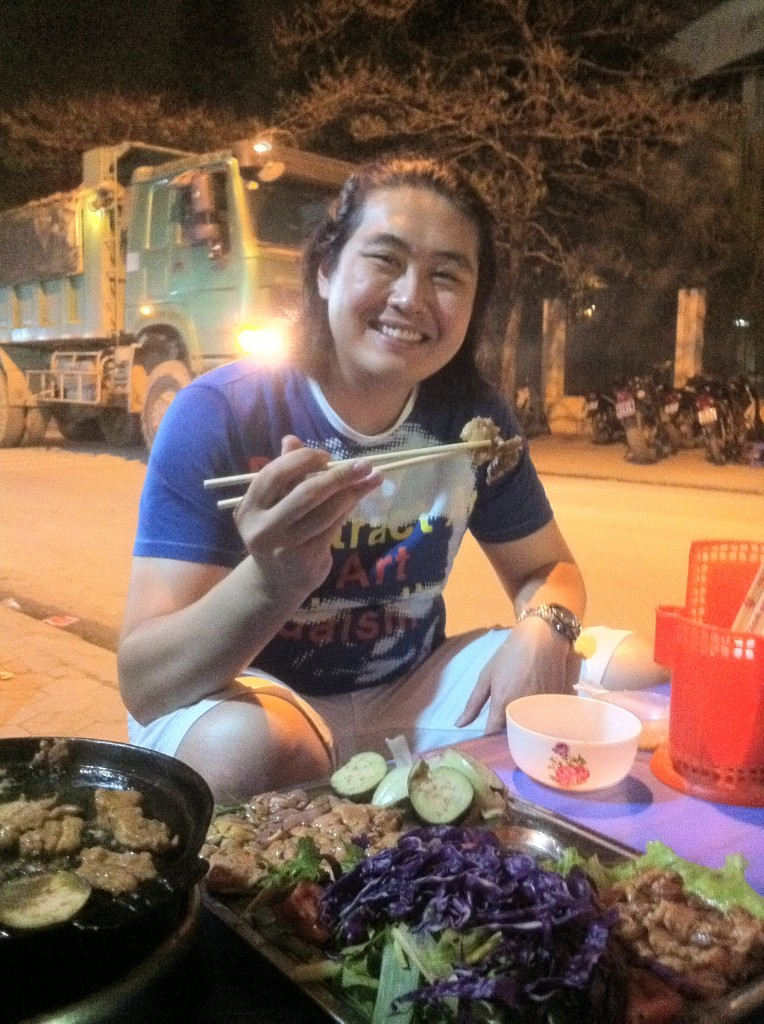 Street Food In Hanoi, Vietnam