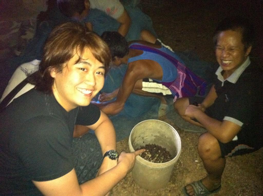 Packing The Mang Mun