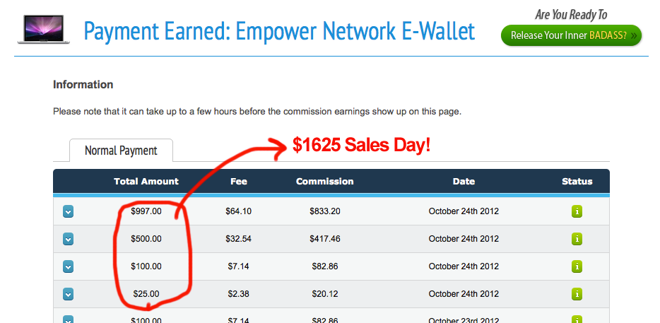 Empower Network Commission Edmund Toh - 24Oct2012