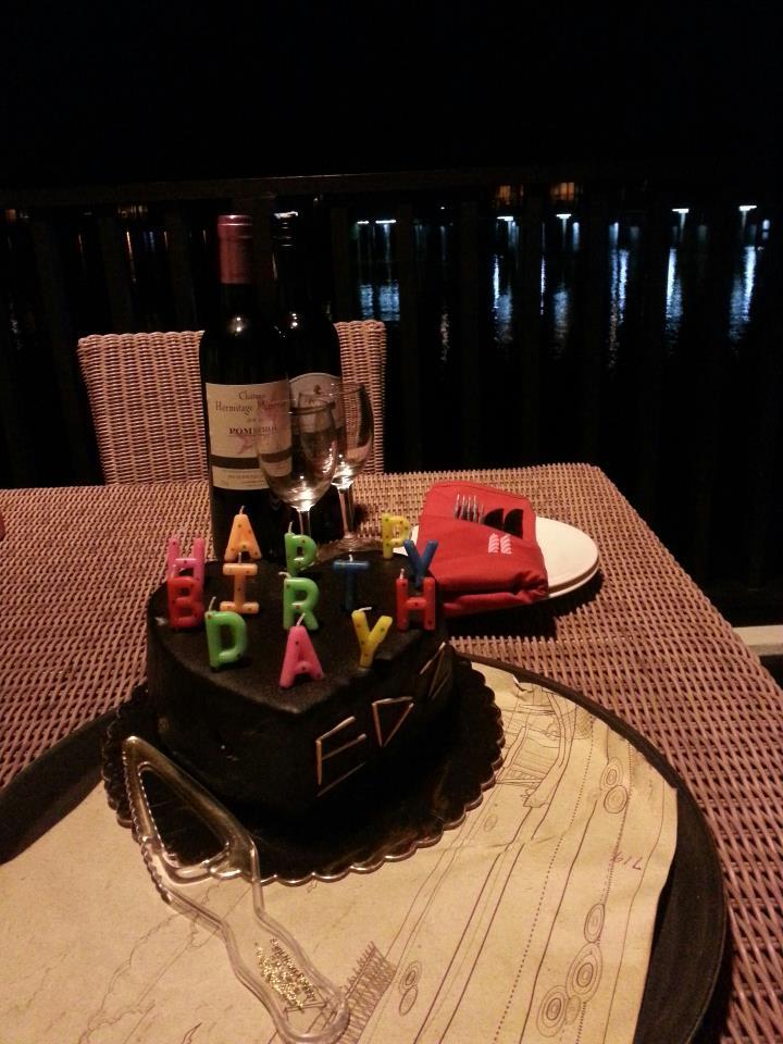 Edmund Toh Birthday Cake 2013