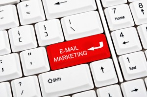 E-mail marketing key