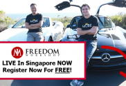 I.M Freedom Workshop Singapore