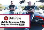 I.M Freedom Workshop Singapore
