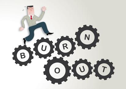 Burnout, Stress, workaholic, gesundheit