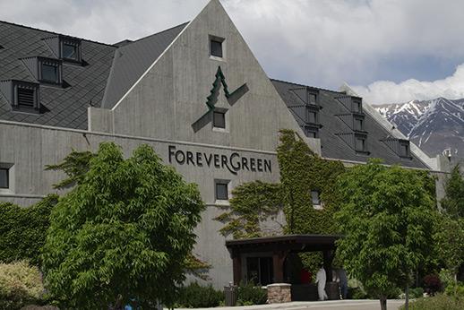 FGXpress Forevergreen Headquarter Office