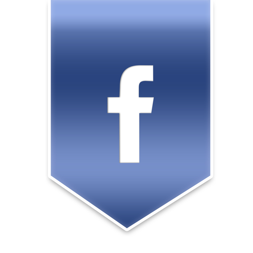 Facebook ribbon